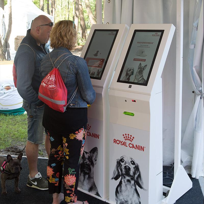 Prestop scan & win zuil Royal Canin