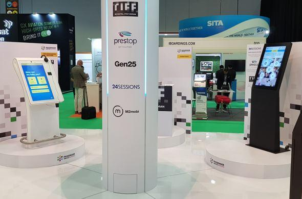 Prestop attends Asia's leading airline and airport expo | FTE-APEX Asia Expo